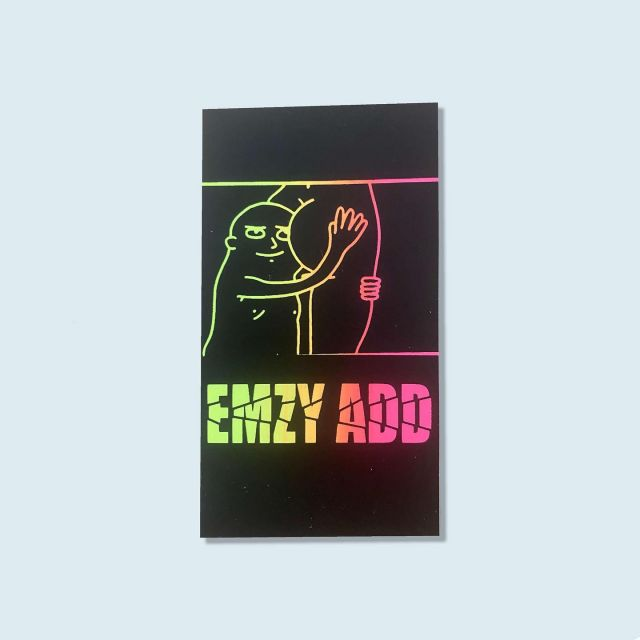 Neon fades. 5.5 x 10cm hand screen printed eggshells for @emzy.addicts  For sizes and prices click the link in the bio.  Custom sizes & International shipping available.  . . . #eggshellstickers #thebench504 #bristolgraffiti #stickergraffiti #graffitisupplies #graffitishop #stickertrade #stickerporn #slaps #stickerbombing #streetart #ukgraffiti
